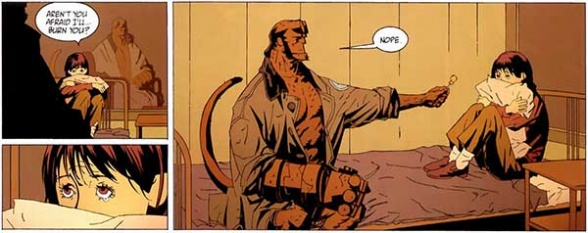 hellboy meeting liz