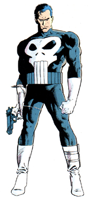 punisher standing
